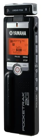Yamaha Pocketrak 2G