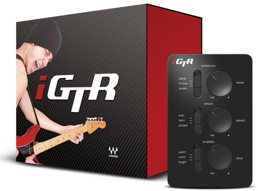iGTR Guitar Processor