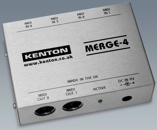 Kenton Midi merge box