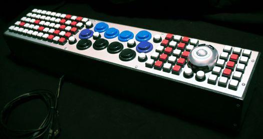 Arcade Style Dj Controller