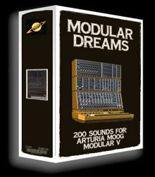 Moog Modular Dream