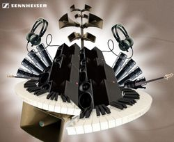 Sennheiser audio logo contest