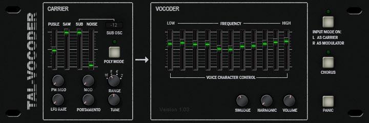 vocoder mac