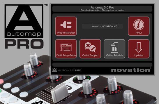 automap novation