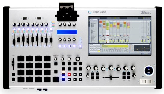 open-labs-dbeat-controller