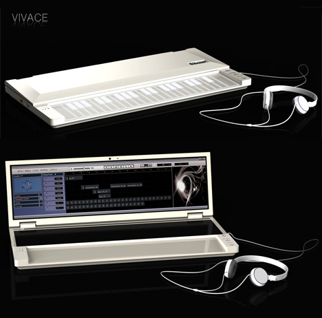 Sexy Music Computer