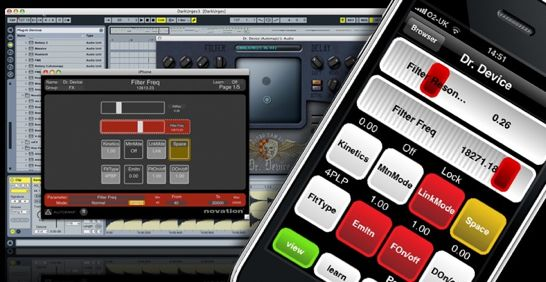 novation-automap-iphone