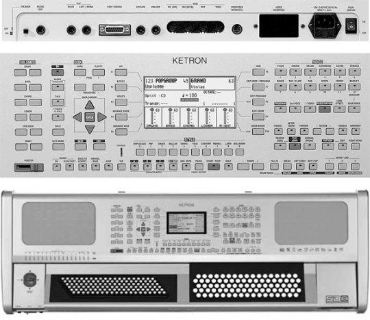 ketron-synthesizer