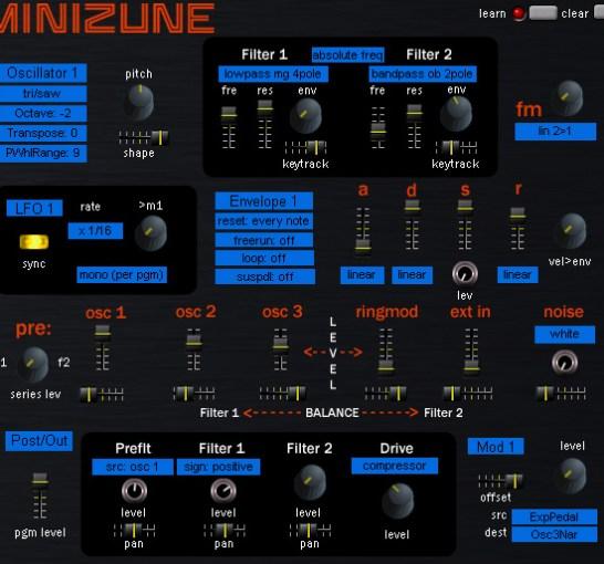 Minizune
