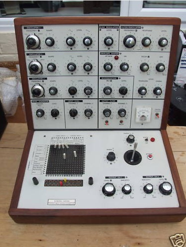 Dr  Who Synthesizer For Sale On eBay – Synthtopia