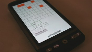 Use Your iPhone/iPod/iPad With Max/MSP Or Pure Data With Fantastick