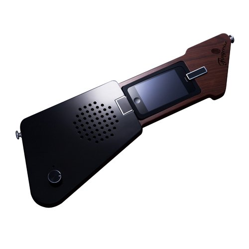 The Fingerist iPhone Keytar