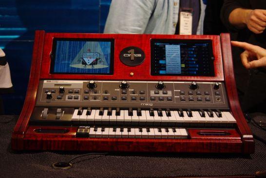 OMG-1 synthesizer