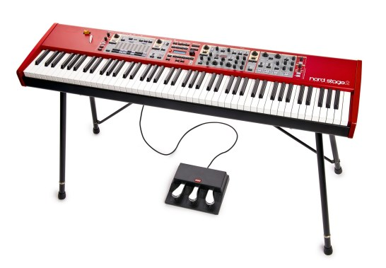 Nord Stage 2 keyboard