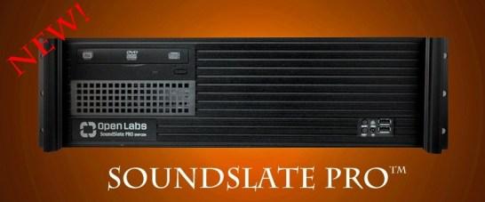 OpenLabs SoundSlate Pro Music Computer