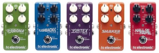 TC Electronic Toneprint Pedals