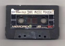 he San Francisco Tape Music Festival 2011