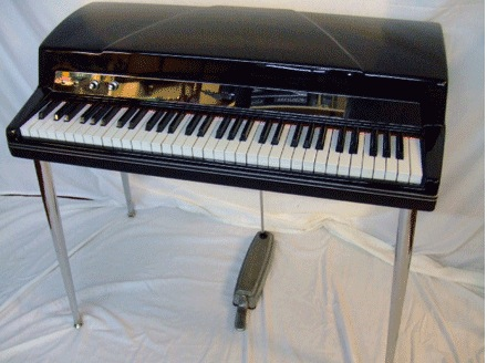 The Vintage Vibe Electric Piano