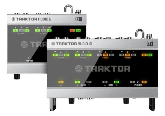 Native Instruments Traktor Audio Interface