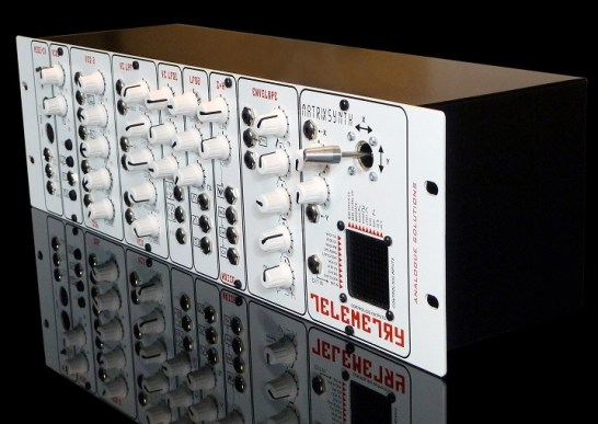 Analogue Solutions Telemetry Matrix Synth