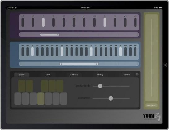 YUMI:synth Yumi Synthesizer