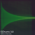 free electronic drums sample library