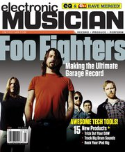 Electronic Musician Magazine RIP