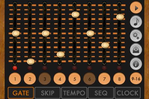 Lilttle MIDI Machine iPhone