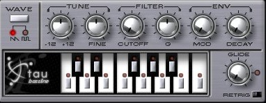 Free Bassline Synth For Mac & Windows