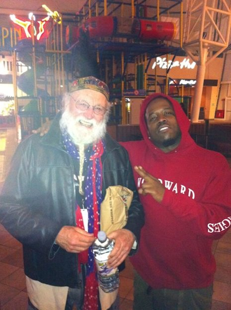 Terry Riley & Big Boi Go To Burger King