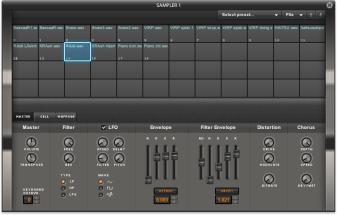 AudioSauna, An Online Audio Workstation, Like GarageBand For