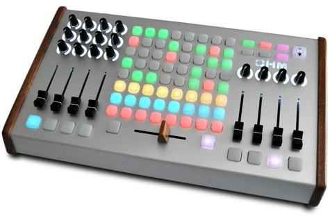 Livid OhmRGB MIDI Controller