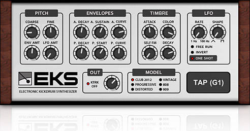 New Kick Drum Synth For Mac, Windows – Synthtopia