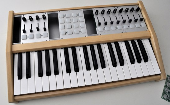 Livid Omni Custom MIDI Controller