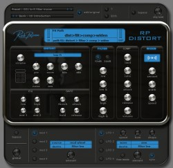 Rob Papen RP Distort Effect