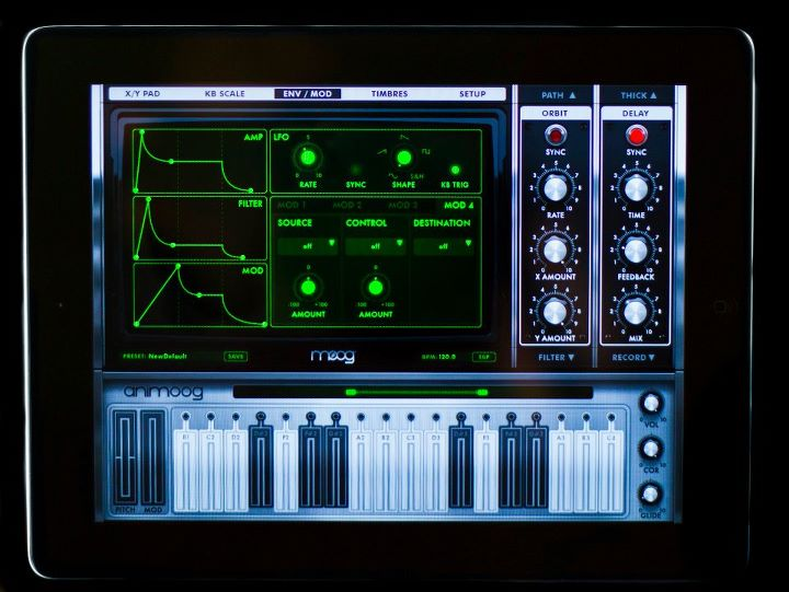 animoog-synthesizer