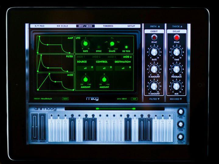 animoog-synthesizer