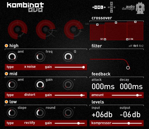 Audio Damage Kombinat Dva