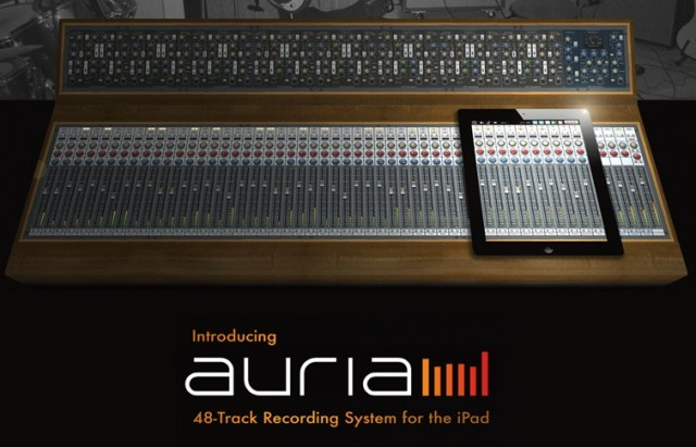 Auria Brings 48-Track Recording & VST Support To iPad – Are You