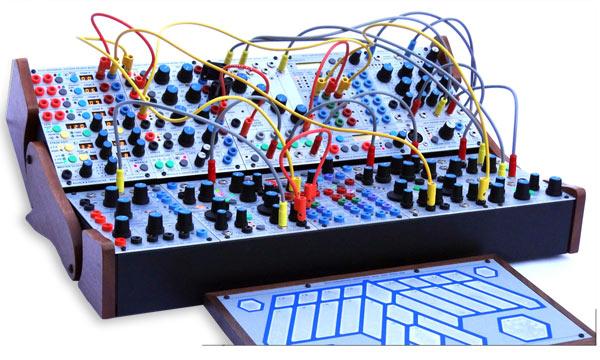 Buchla Skylab modular synthesizer