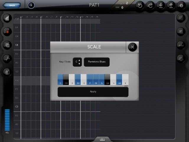 Gnome MIDI Sequencer