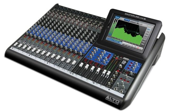Alto Masterlink iPad Mixer