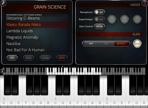 Grain Science