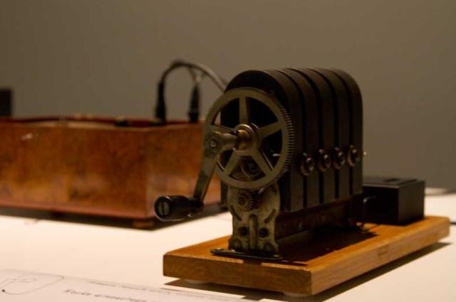 steampunk music sequencer