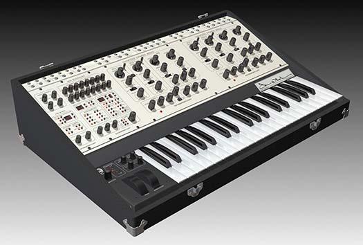 Tom Oberheim Two Voice Pro Synthesizer