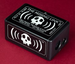 The Missing Link Wireless OSC to MIDI