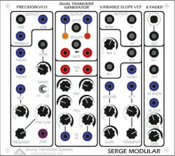 Sound Transter Systems Serge M-Class M-odule