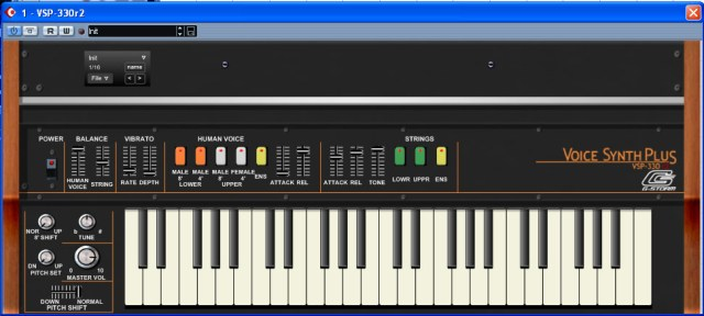 Roland VP-330 Vocoder Plus Recreated In Software – Synthtopia