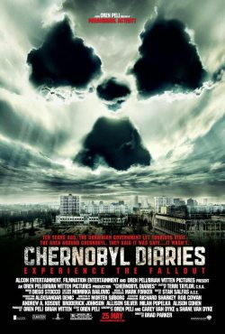 Chernobyl Diaries soundtrack - Diego Stocco