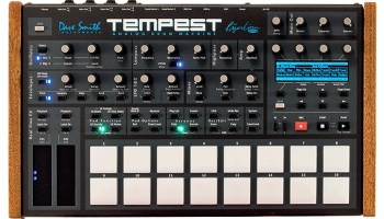 DSI Tempest Analog Synth Patches – Synthtopia